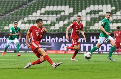 Ảnh Bayern Munich giành chức vô địch Bundesliga thứ 8 liên tiếp hình ảnh