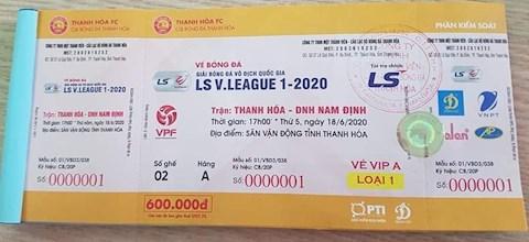 CLB Thanh Hóa gây sốc khi bán vé giá đắt hơn cả ĐT Việt Nam hình ảnh