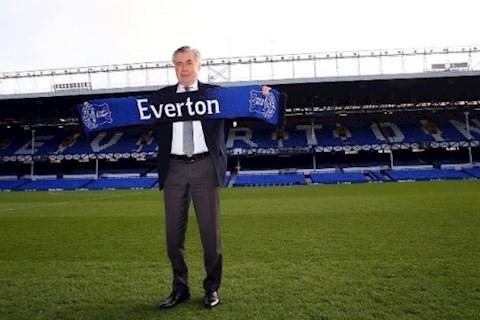 HLV Carlo Ancelotti nói về trận Everton vs Liverpool hình ảnh