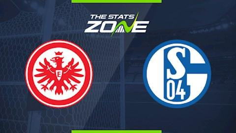 Frankfurt vs Schalke 23h30 ngày 176 Bundesliga 201920 hình ảnh