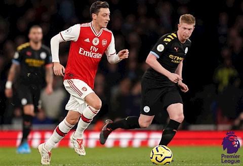 Lịch thi đấu Ngoại hạng Anh hôm nay 176 Man City vs Arsenal hình ảnh