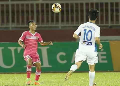 HLV Sài Gòn muốn dùng người HAGL đả bại đội bóng cũ hình ảnh