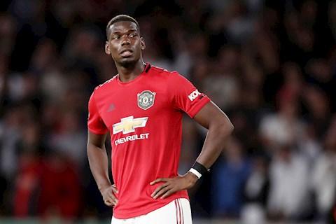 Tương lai tiền vệ Paul Pogba được quyết định sau 9 trận đấu hình ảnh