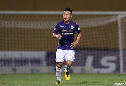 Dính chấn thương, Quang Hải vẫn nén đau thi đấu hình ảnh