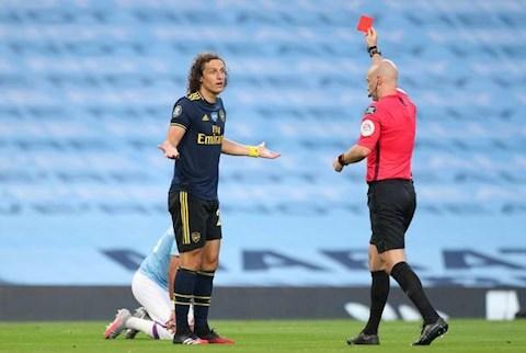 David Luiz trần tình Arsenal không có lỗi, lỗi là ở tôi! hình ảnh