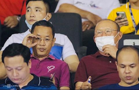 HLV Park Hang-seo binh than khi Cong Phuong ghi ban