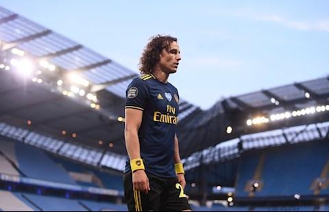 Cựu sao Arsenal Chúa đã giúp David Luiz ở lại thêm 1 năm! hình ảnh