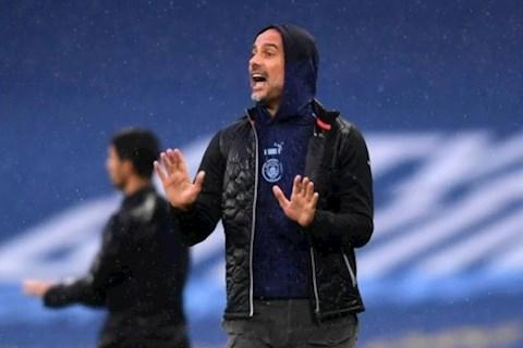 HLV Pep Guardiola tiết lộ điều bất ngờ sau trận thắng Arsenal hình ảnh