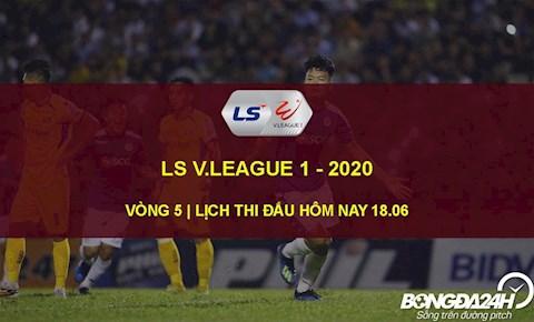 Lịch thi đấu VLeague hôm nay 1862020 - LTD bóng đá VN hình ảnh