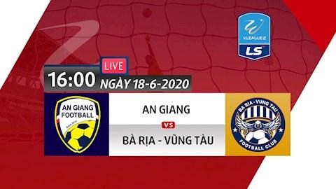 An Giang vs Vũng Tàu hôm nay 186 - Link trực tiếp Next Sport hình ảnh