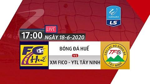 Huế vs Tây Ninh hôm nay 186 - Link trực tiếp Next Sport hình ảnh