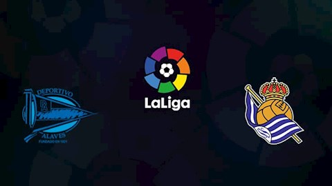 Alaves vs Sociedad 0h30 ngày 196 La Liga 201920 hình ảnh