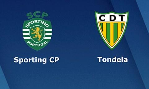 Sporting Lisbon vs Tondela 3h15 ngày 196 VĐQG Bồ Đào Nha 201920 hình ảnh