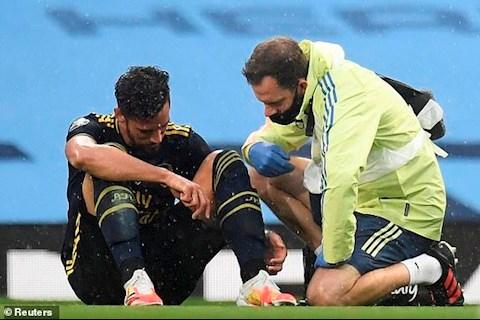 Pablo Mari nghỉ hết mùa giải, nhiều khả năng chia tay Arsenal hình ảnh
