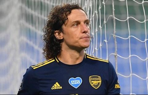 Gây thảm họa, David Luiz vẫn mặt dày đòi hợp đồng 2 năm hình ảnh