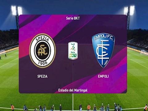 Spezia vs Empoli 22h30 ngày 196 Hạng 2 Italia 201920 hình ảnh