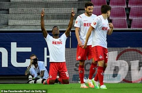 Kết quả bàn thắng Cologne vs Leipzig 2-4 Bundesliga 201920 hình ảnh