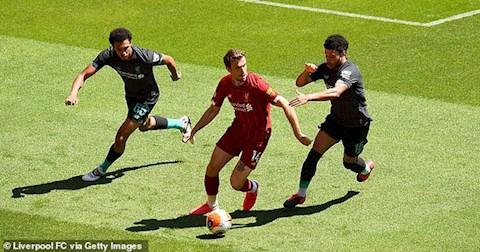 Trận đấu đầu tiên của Liverpool Mane và Keita tỏa sáng rực rỡ hình ảnh
