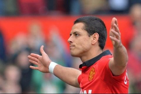 Tiền đạo Chicharito sợ nhất cựu sao Liverpool và Barca hình ảnh