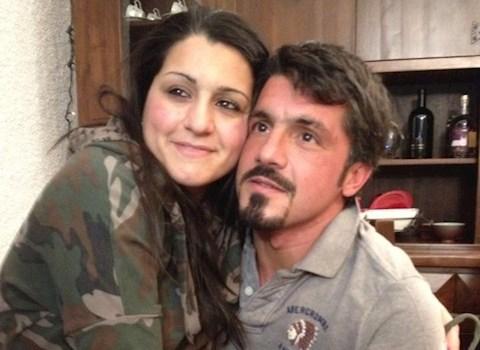 Em gái huyền thoại Gennaro Gattuso qua đời vì bạo bệnh hình ảnh