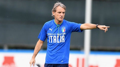HLV Roberto Mancini hài lòng khi VCK Euro 2020 bị hoãn hình ảnh