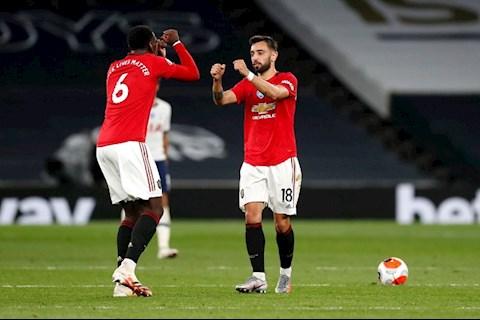 Pogba nhận lời khen từ người đồng đội ngày trở lại hình ảnh