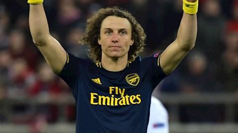 Arsenal sai lầm khi giữ chân trung vệ David Luiz hình ảnh
