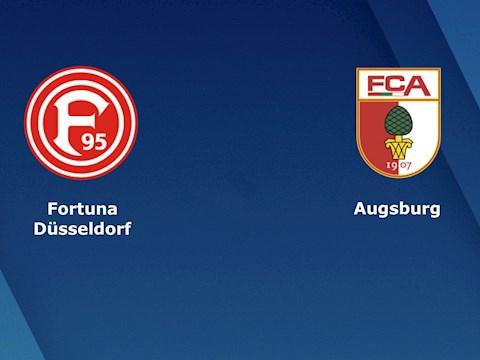 Dusseldorf vs Augsburg 20h30 ngày 206 Bundesliga 201920 hình ảnh