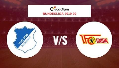 Hoffenheim vs Union Berlin 20h30 ngày 205 Bundesliga 201920 hình ảnh