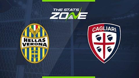 Verona vs Cagliari 2h45 ngày 216 Serie A 201920 hình ảnh