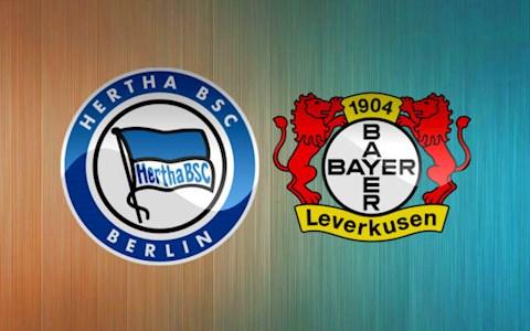 Hertha Berlin vs Leverkusen 20h30 ngày 206 Bundesliga 201920 hình ảnh