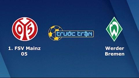 Mainz vs Bremen 20h30 ngày 206 Bundesliga 201920 hình ảnh
