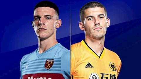 West Ham vs Wolves 23h30 ngày 206 Premier League 201920 hình ảnh
