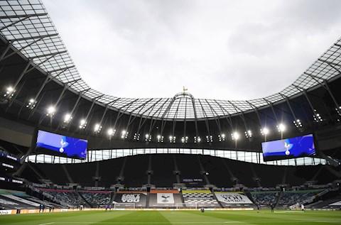 Khung canh San Tottenham Hotspur Stadium