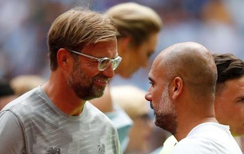 Giữa Jurgen Klopp và Guardiola, ai hơn ai từ khi tới Anh hình ảnh