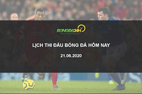 Lịch thi đấu bóng đá hôm nay 2162020 - LTD bong da 24h hình ảnh