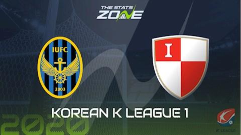 Incheon vs Busan IPark 16h00 ngày 216 VĐQG Hàn Quốc 2020 hình ảnh