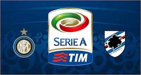 Inter Milan vs Sampdoria 2h45 ngày 226 Serie A 201920 hình ảnh