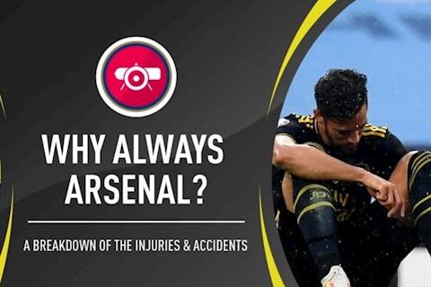 Những khó khăn mà Arsenal đang gặp phải nhìn từ góc độ sinh học