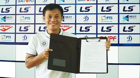 Phạm Thành Lương gia hạn với CLB Hà Nội hình ảnh