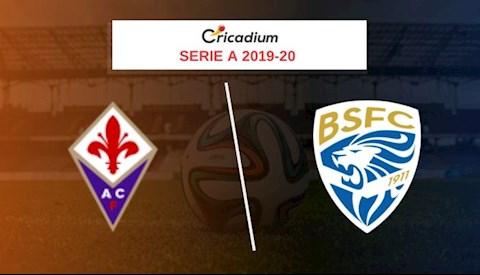 Fiorentina vs Brescia 0h30 ngày 236 Serie A 201920 hình ảnh
