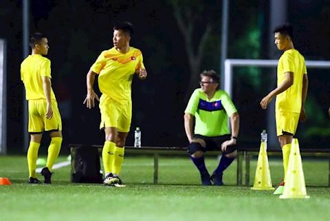 HLV Troussier gọi 6 cầu thủ HAGL lên U19 Việt Nam ở đợt 2 hình ảnh