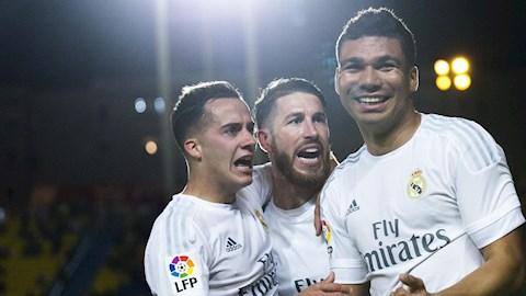 Tiền vệ Casemiro bị treo giò trước Mallorca hình ảnh