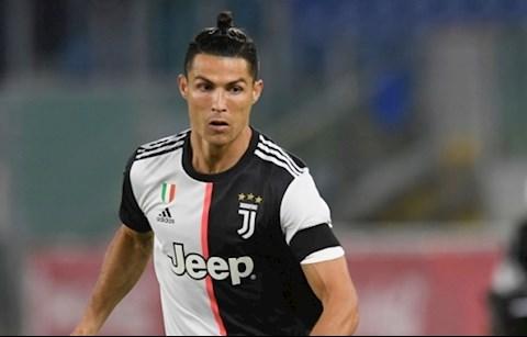 HLV Sarri nói lời thật lòng về tiền đạo Cristiano Ronaldo hình ảnh
