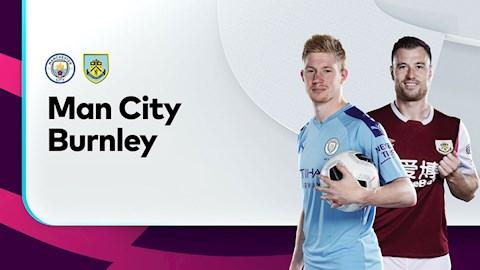 LTD Man City vs Burnley dem nay 22/6/2020