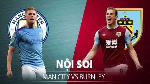 Man City vs Burnley 2h00 ngày 236 Premier League 201920 hình ảnh