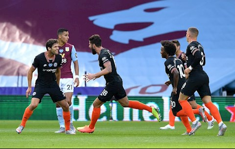 Chelsea tiep tuc choi tot truoc Aston Villa