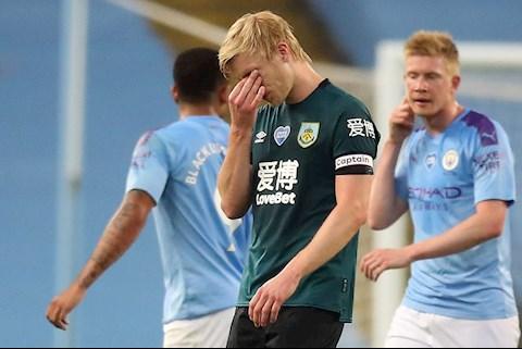 5 điểm nhấn trong chiến thắng 5 sao của Man City trước Burnley hình ảnh 2