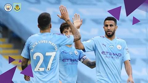 Kết quả Man City vs Burnley 2362020, xem Ngoại hạng Anh hình ảnh