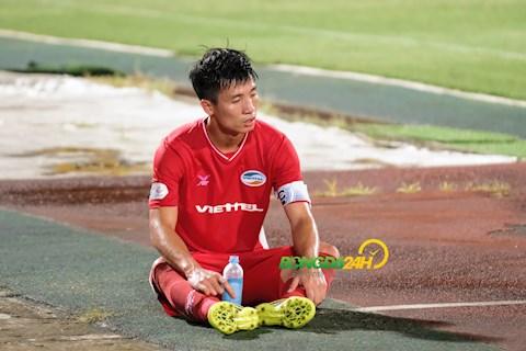 Trung vệ Bùi Tiến Dũng bị treo giò ở vòng 12 V-League  hình ảnh